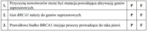 Protoonkogeny. Geny supresorowe.