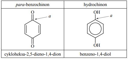 Określ formalny stopień utlenienia oraz typ hybrydyzacji (sp, sp2, sp3) …