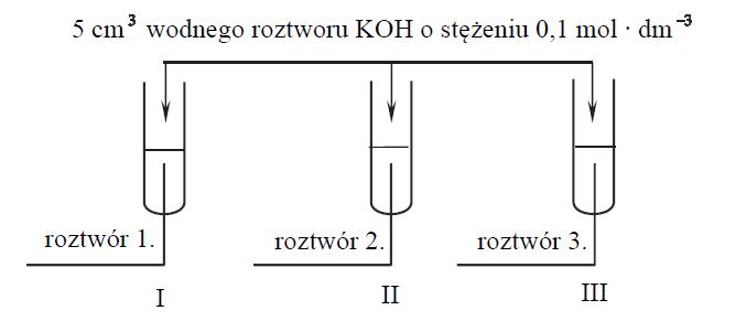 Identyfikacja kationów metali.