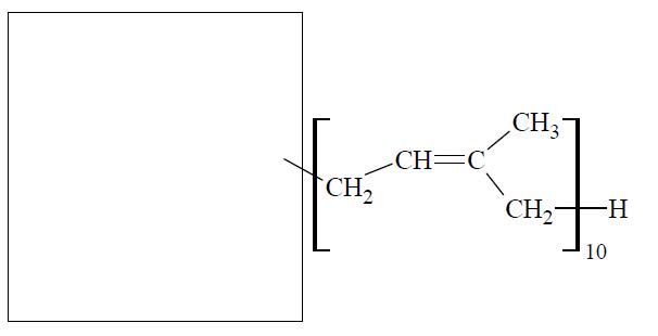 Reakcje utlenienia i redukcji ubichinonu.